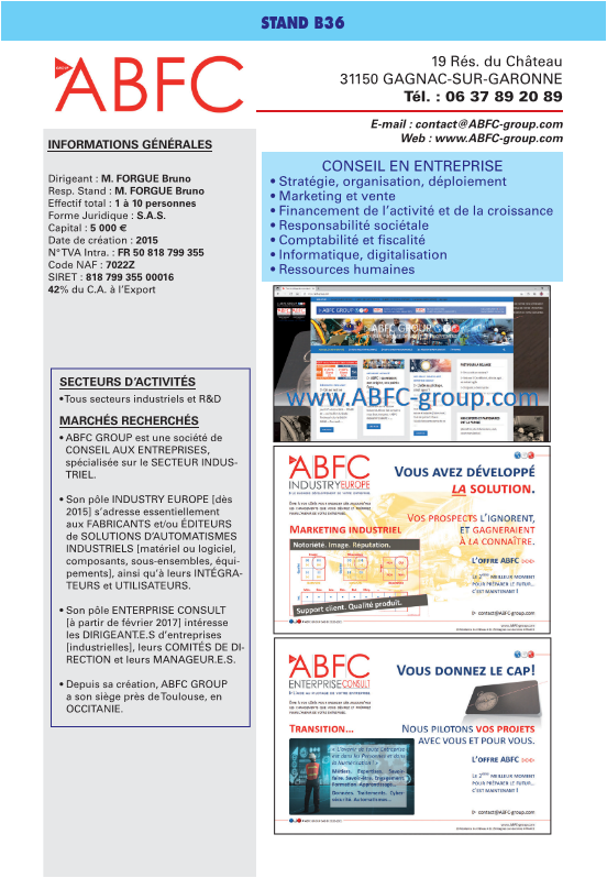 ABFC-2105 Page catalogue SIANE 552x798